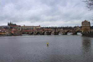 Panorama di Praga - 1