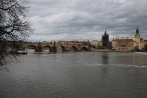 Panorama di Praga - 2