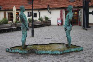 Piss Sculpture