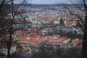 Praga dalla Collina Petrin - 1