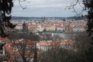 Praga dalla Collina Petrin - 2