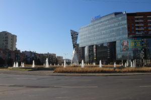 Rotonda di Piazza Zogu i Zi