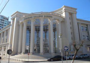 Sede di Durazzo dell'Albanian College