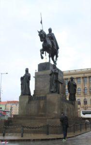 Statua Equestre di San Venceslao