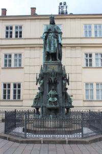 Statua di Carlo IV°