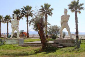 Statua di Gladiatori