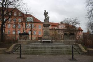 Statua per Benedikt Roezl