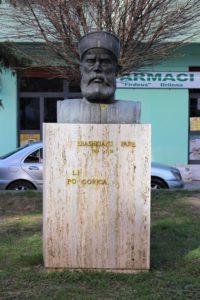 Statua per Hafiz Ali Podgorica