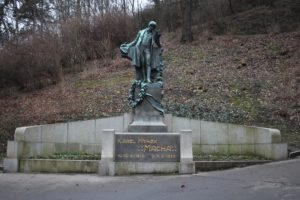 Statua per Karel Hynek Macha