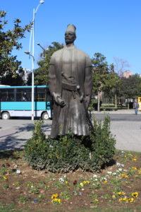 Statua per Sulejman Pasha Bargjini