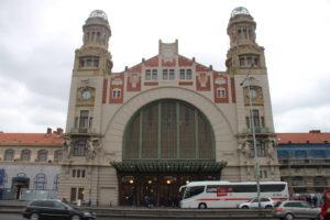 Stazione Centrale di Praga