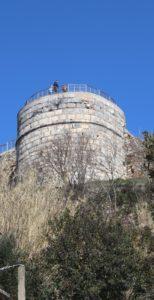 Torre della Guardia del Castello di Durazzo