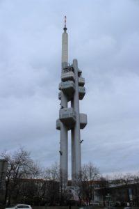 Torre della Televisione di Zizkov