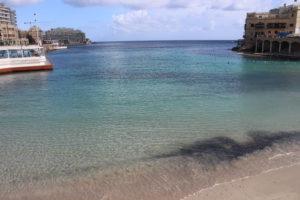 Balluta Bay - panoramica