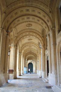 Biblioteca Nazionale di Malta - portici
