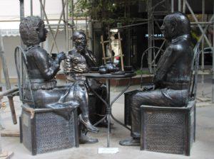 Ceramic Monument