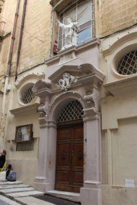 Chiesa del Naufragio di San Paolo