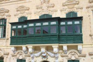 Esempio di Balcone con Veranda