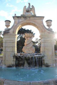 Mall Garden - fontana 2