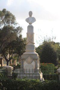 Mall Garden - statua 1