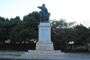 Monumento a Pietro Paolo Floriani
