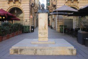 Monumento per Enrico Mizzi