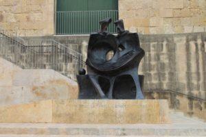 Monumento per Francesco Laparelli e Girolamo Cassara