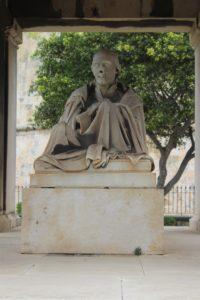 Monumento per Lord Hastings - interno