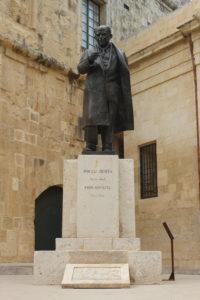 Monumento per Paul Boffa