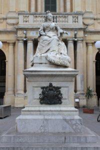 Monumento per la Regina Vittoria
