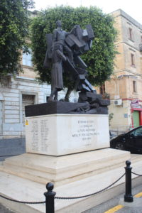 Monumento per le Vittime della Seconda Guerra Mondiale di Senglea
