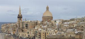 Scorcio di La Valletta