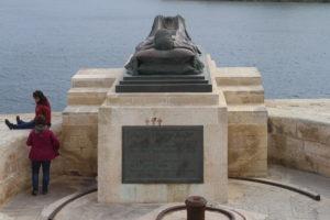Siege Bell War Memorial - Dettaglio 2