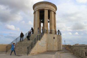 Siege Bell War Memorial - Panoramica