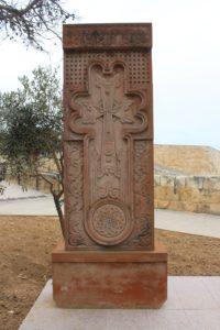 Simbolo dell'Amicizia tra maltesi ed armeni