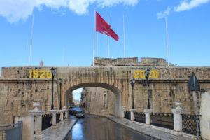 Vittoriosa Main Gate