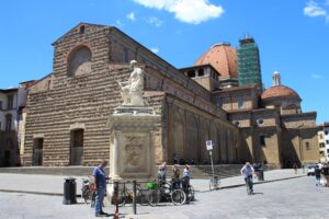 Basilica di San Lorenzo - Panoramica