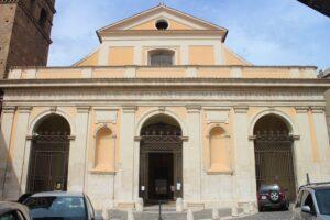 Cattedrale di San Lorenzo Martire - Corpo Centrale