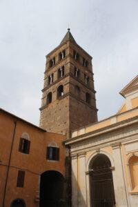 Cattedrale di San Lorenzo Martire - campanile