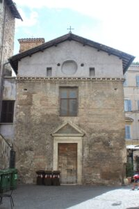 Chiesa Sconsacrata di San Michele Arcangelo