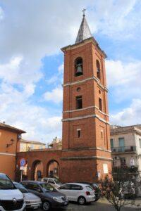 Chiesa del Santissimo Salvatore - campanile
