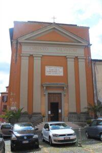 Chiesa del Santissimo Salvatore - corpo centrale