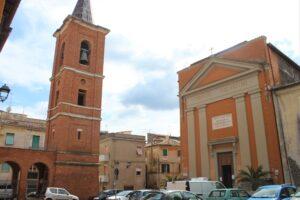 Chiesa del Santissimo Salvatore - panoramica
