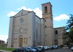 Chiesa di San Francesco al prato - fronte