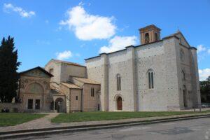 Chiesa di San Francesco al prato - panoramica