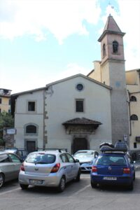 Chiesa di San Giovanni Battista della Calza