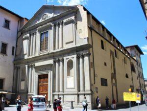 Chiesa di San Giovannino dei Padri Scolopi