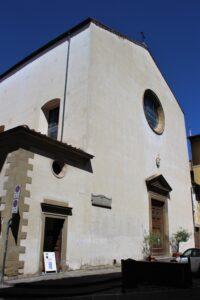 Chiesa di San Niccolò Sopr'Arno
