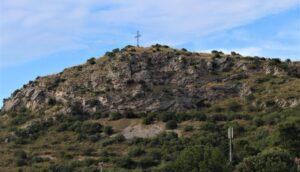 Croce in cima al Monte Catillo