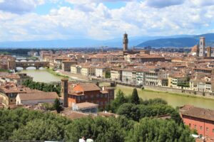 Firenze da Piazzale Michelangelo - 1
